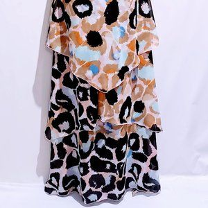 Matthew Williamson Dresses - 🆕Matthew Williamson, Impulse Leopard print Maxi💋